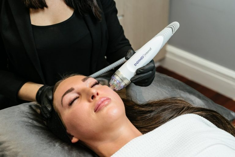 Intensif - RF Microneedling treatment