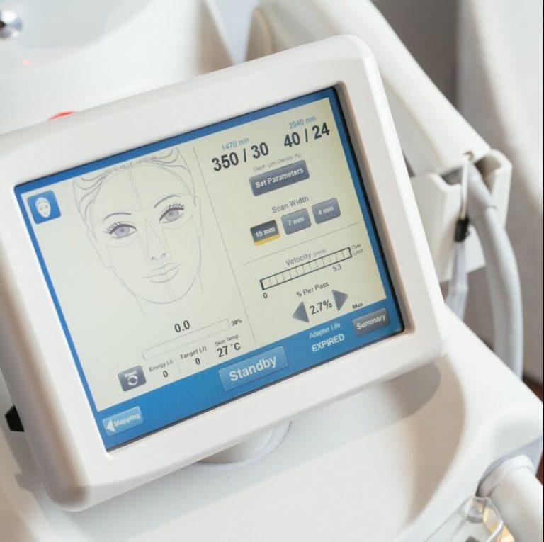 Aura Laser Facial device